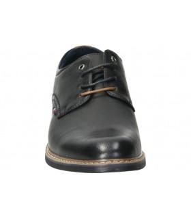 Sandalias para moda joven planos refresh 69948 en negro