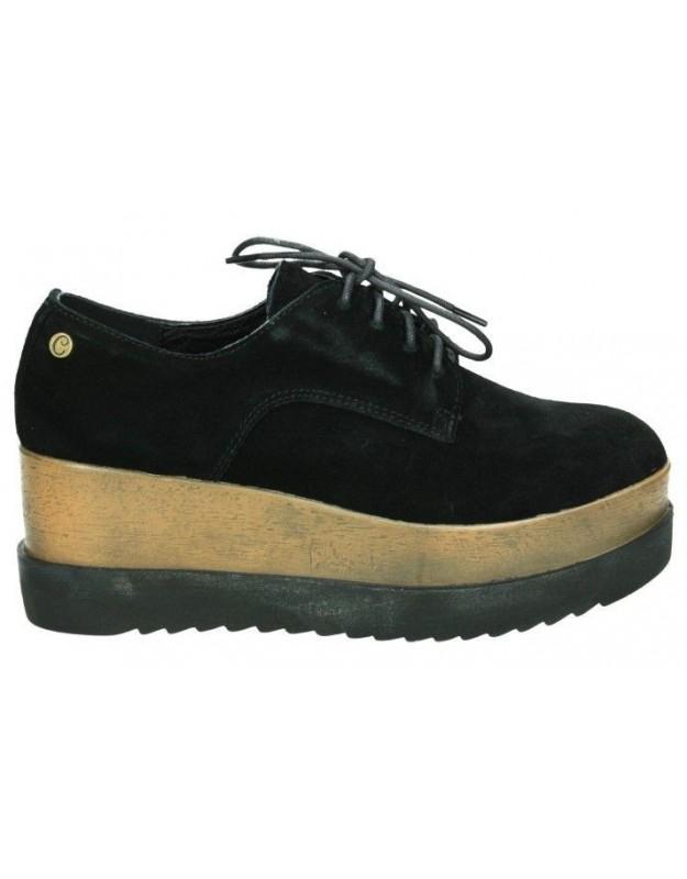 Zapatos para moda joven xti 65873 negro