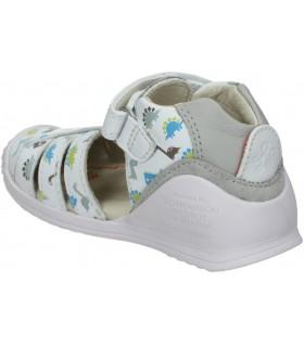 Sandalias de señora interbios 5338 color multicolor