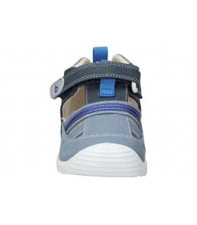Lonas color azul de casual adidas f34635.