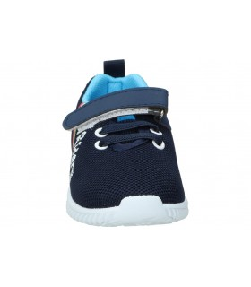 Deportivas casual de niña skechers 10959l-nvmt color azul