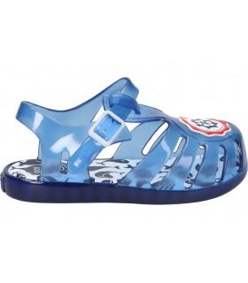 Zapatos para caballero planos fluchos f0248 en marron