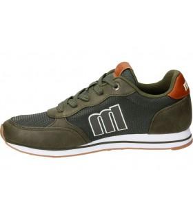 Botas casual de moda joven coolway geos color marron