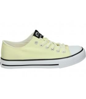 Zapatos para caballero planos skechers 65693-cdb en marron