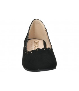 Coolway cardy blk botines para mujer negro