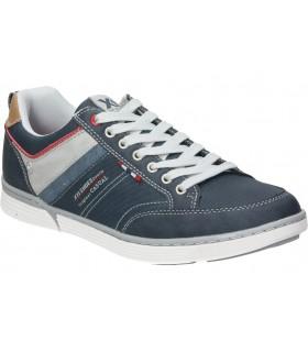 Zapatos kickers 736570-30 azul para niño