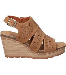 Zapatos para señora planos geox d948sa en negro