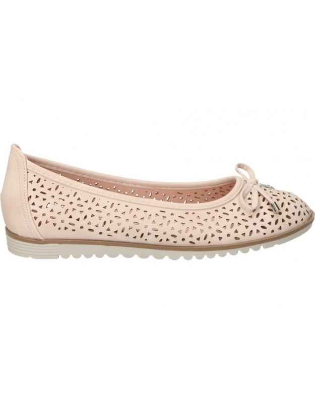 Zapatos casual de niña xti 57198 color rosa