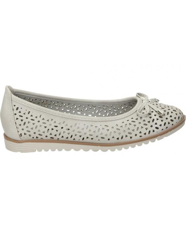 Xti gris 57198 zapatos para niña