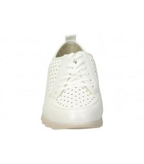 Deportivas color blanco de casual mtng 69707