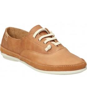 Zapatos para caballero planos fluchos f0700 en marron