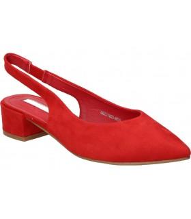 Botas casual de niña katini klk16804 color rojo