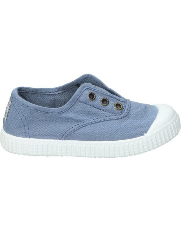 Lonas casual de niño victoria 106627 color azul