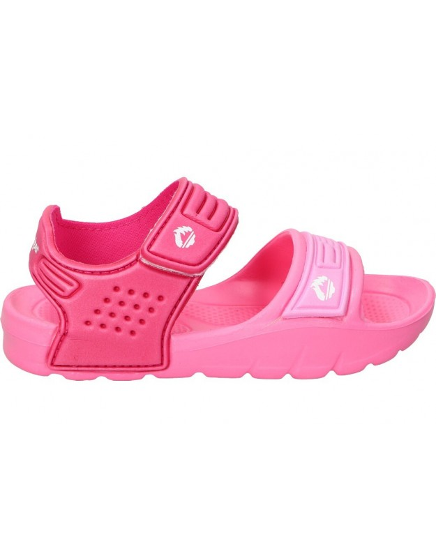 Piscinas casual de niña jhayber zj43783 color rosa