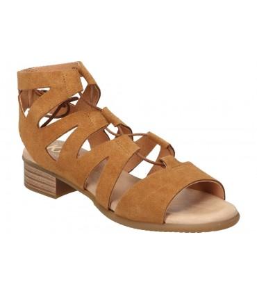 Zapatos t2in r-283 marron para caballero