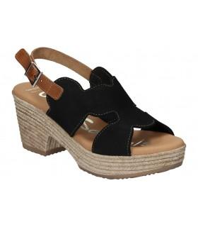 Amarpies negro ast16121-me zapatos para señora