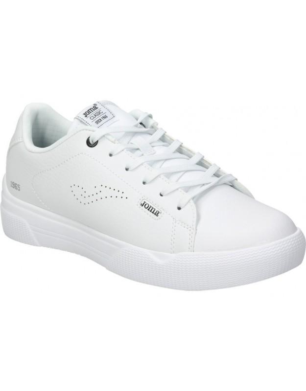 Deportivas para niña adidas ef0115 blanco