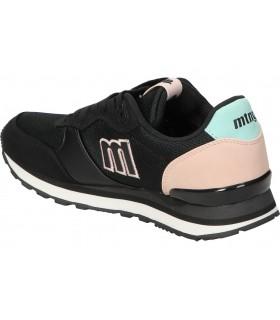 Zapatos skechers 23389-bkrg negro para señora