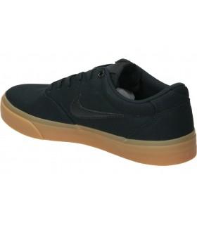 Skechers negro 52631-bkrd deportivas para caballero