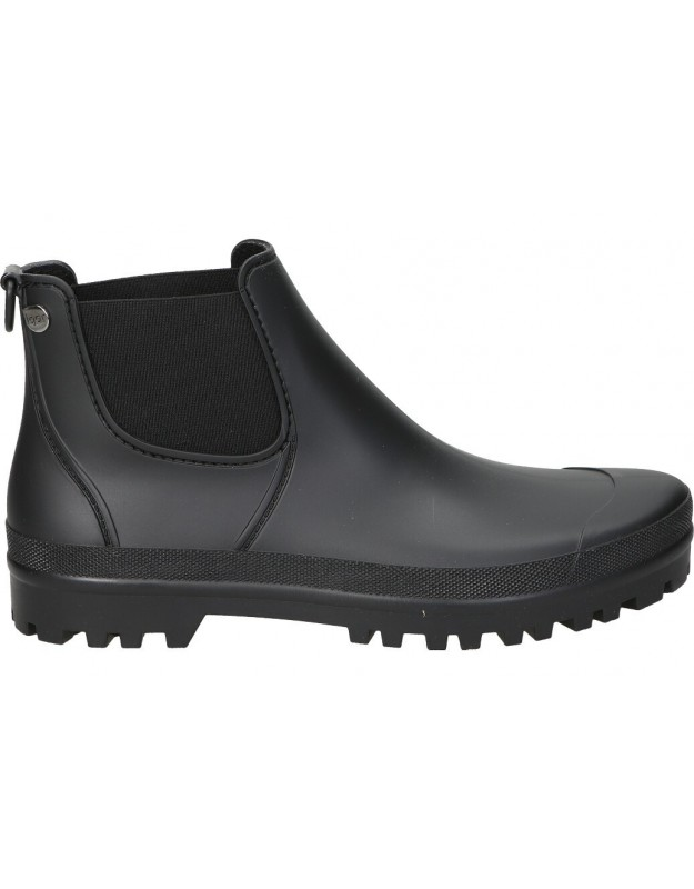 Botas de agua color negro de casual igor oslo