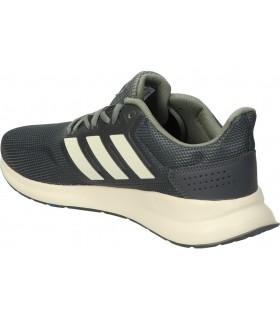 Zapatos para moda joven planos refresh 72249 en blanco