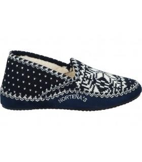 Zapatos color azul de casual fluchos f0194