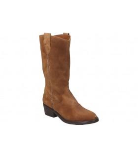 Zapatos para señora cuña pitillos 6021 en plata