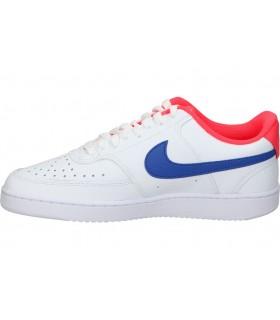 Zapatos para señora cuña pitillos 6021 en azul
