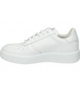 Lonas casual de caballero dunlop 35539 color blanco