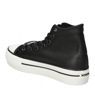 Sandalias para caballero planos callaghan 92301 en negro