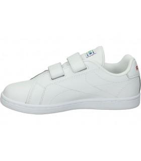 Zapatos casual de moda joven mtng 69193 color blanco