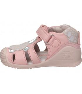 Zapatos para moda joven planos refresh 69666 en rosa