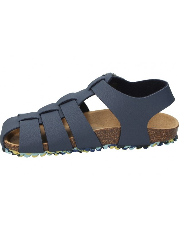 Alpe marron 4612 sandalias para moda joven