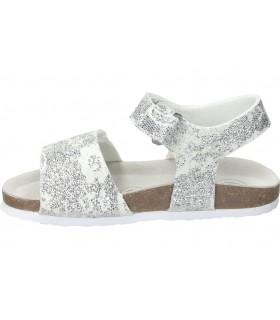 Zapatos para señora planos skechers 158011-tpe en beige