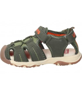 Zapatos color marron de casual the happy monk sofia-003