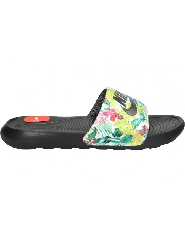 Chanclas para mujer Nike Victori one cn9676-004 en negro