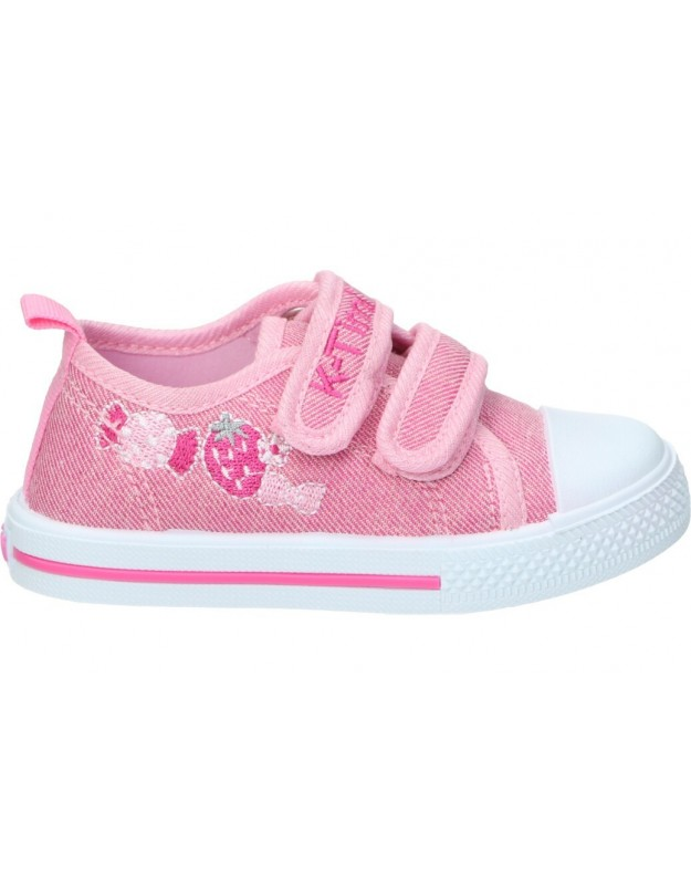 Lonas katini kfy17813 rosa para niña