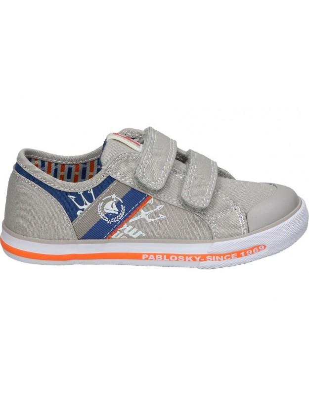 Lonas para niño pablosky 962050 gris