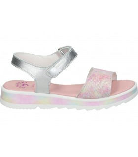 Sandalias para señora amarpies abz17040 marron
