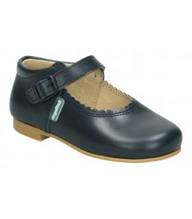 Zapatos color blanco de casual shoewear 20s037