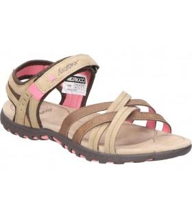 Sandalias para moda joven deity yks17499 beige