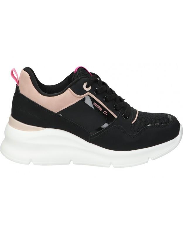 Mtng negro 60022 deportivas para moda joven