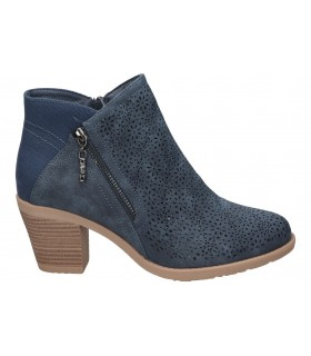 Sandalias para moda joven planos skechers 113004-yel en amarillo