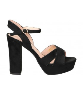 Skechers negro 41180-bkw sandalias para señora