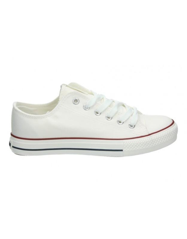 Lonas color blanco de casual chk10 city 01