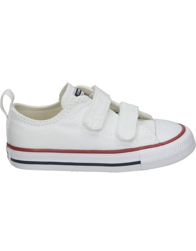 Converse Toddlers' Easy-On Chuck Taylor All Star Low Top blanco 769029c lonas para niña