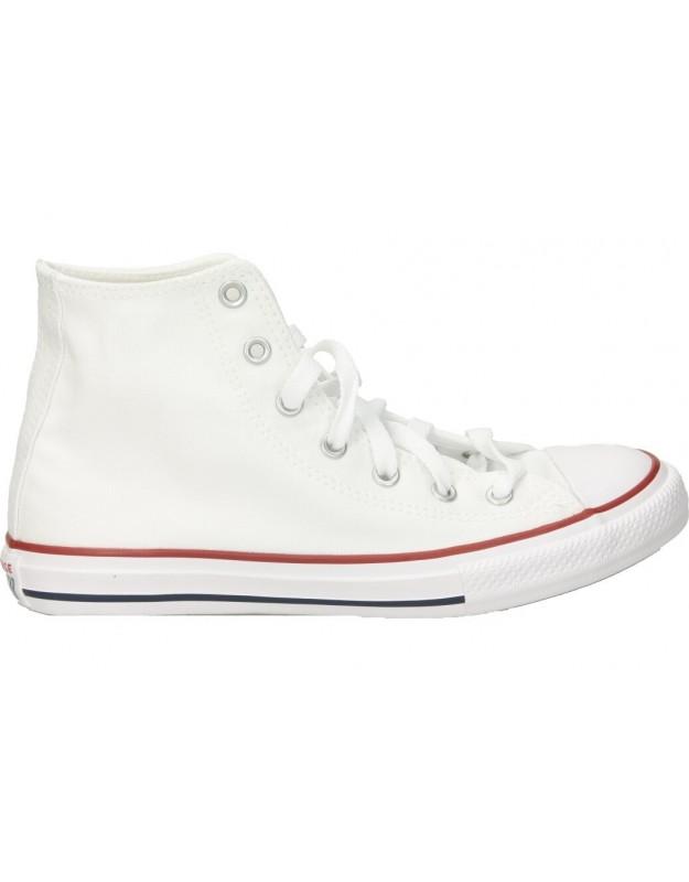 Lonas color blanco de casual converse 3j253c