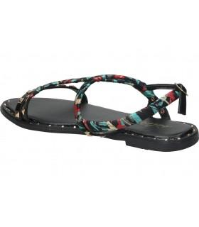 Sandalias para señora porronet 2604 negro