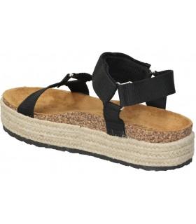 Sandalias para moda joven pop corn 1090. marron