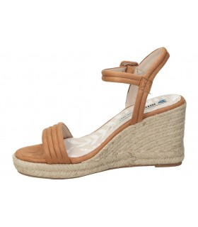 Nicoboco marron kolku sandalias para caballero